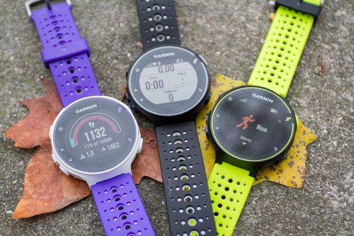 Selain GPS, perusahaan ini pun beberapa kali mengeluarkan jam tangan pintar. Untuk memperkaya portfolio dan menarik perhatian konsumen lebih luas, saat ini Garmin meluncurkan tiga perangkat smartwatch olahraga sekaligus.