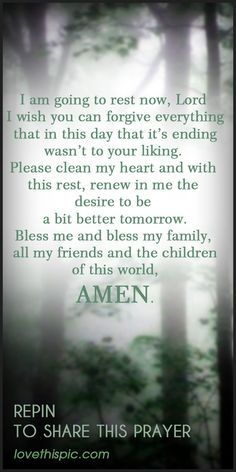 I love this prayer. I pray when I go to bed and when I wake up in the morning #religion #quotes
