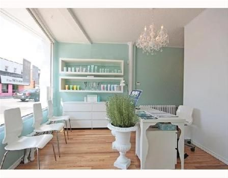 nail room nail spa salon interior cute nails beauty salons salon ideas