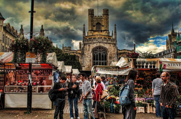 It doesn't really have any good markets either.   34 Reasons You Should Never Go To Cambridge