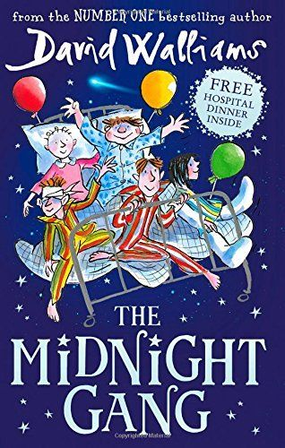 Midnight is the time when all children are fast asleep, except of course for...THE MIDNIGHT GANG. Check out David Walliams's latest book for kids.
