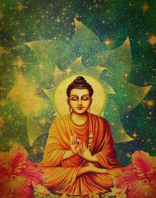 Essential Top - BUDDHA ILLUSTRATION E TOP by VIDA VIDA Shopping Online ipFGr5
