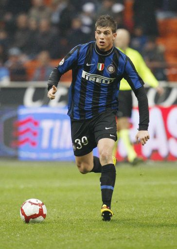 ~ Davide Santon on Inter Milan ~