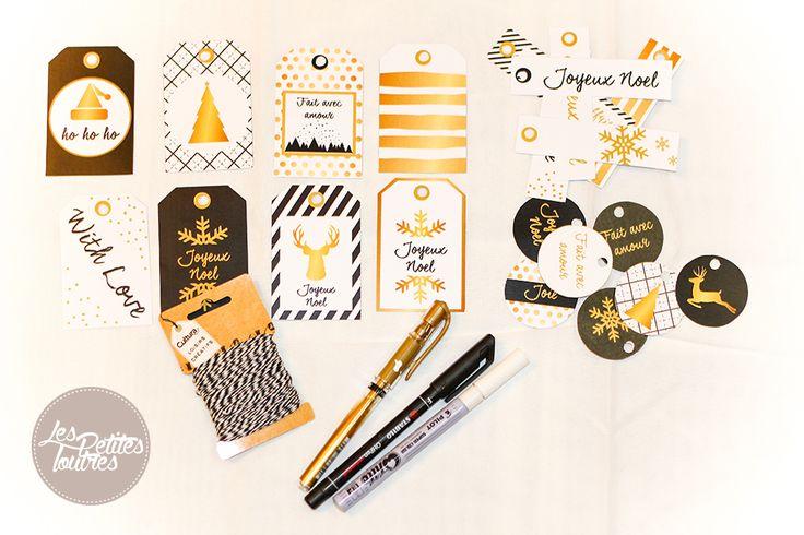 Les Petites Loutres vous proposent leurs nouvelles planches d'étiquettes aux motifs deNoël à télécharger et à imprimer afin de personnaliser vos cadeaux à mettre sous le sapin.