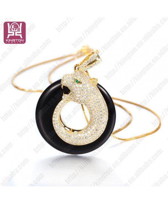 dernière nouvelle collier en argent sterling modèle