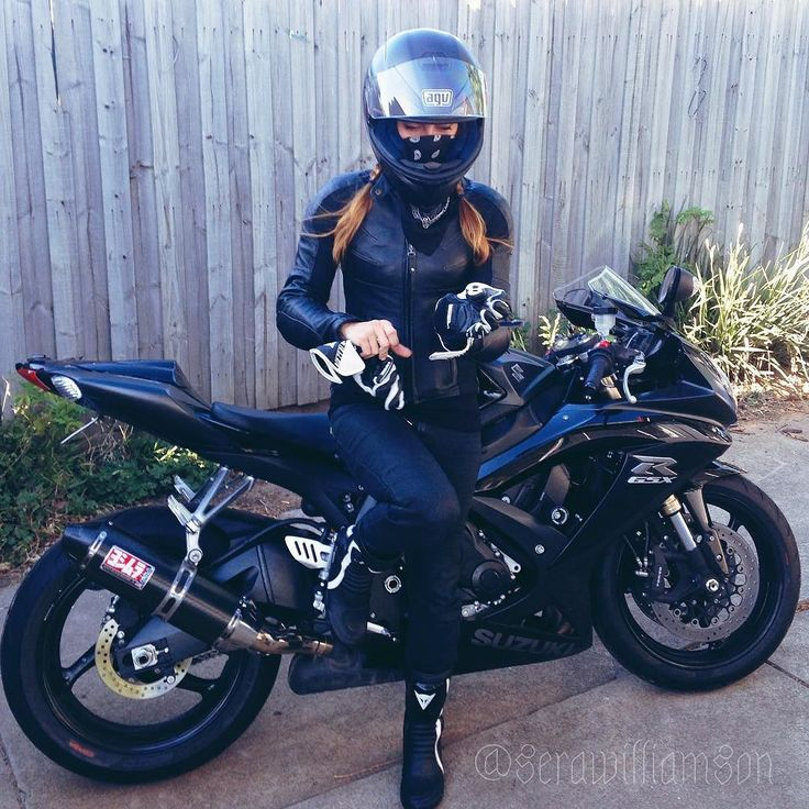 Motorcycle Women - serawilliamson