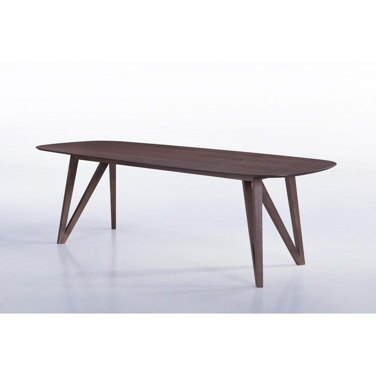 Les 25 meilleures id es de la cat gorie pied table sur for Table a manger triangulaire