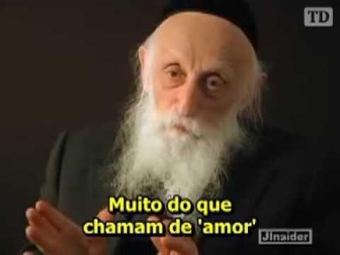Rabino Dr  Abraham Twerski sobre o amor - YouTube