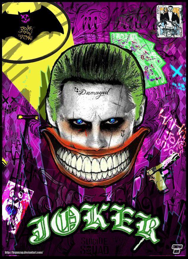 pin the joker art - photo #49