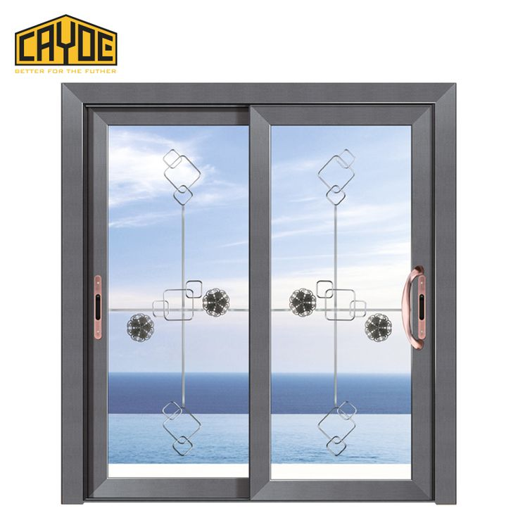 china supplier aluminum profile frame Price of aluminium sliding door