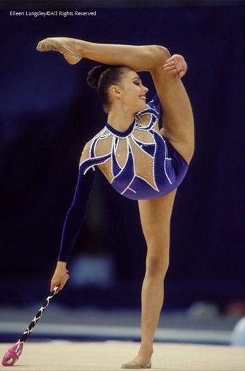 Alina KABAEVA (RUS) Clubs