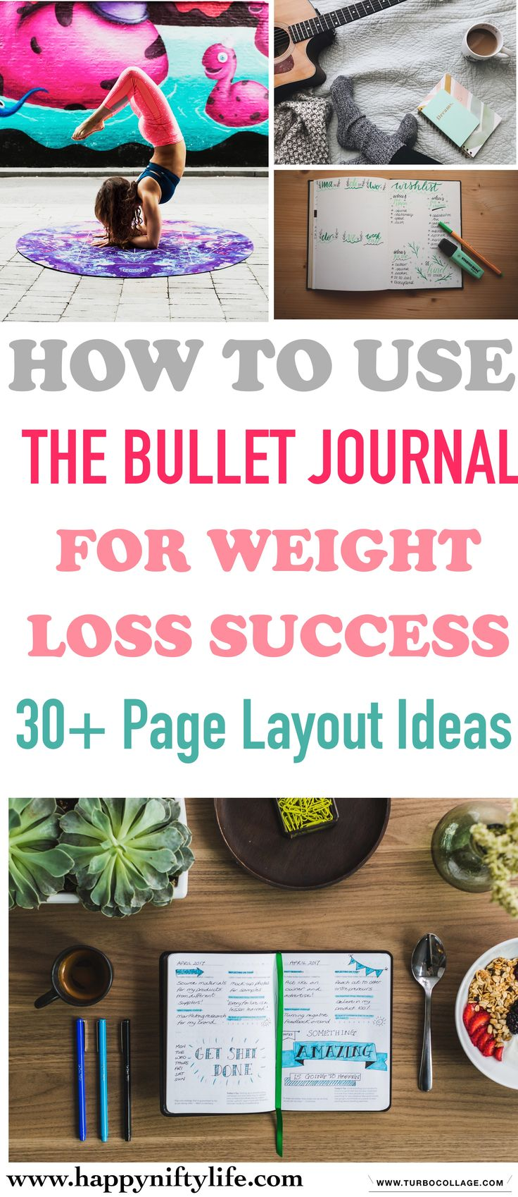 Looking for ways to plan and track your health and fitness in the bullet journal? Here are some inspiring and creative BuJo page layout ideas to keep you motivated this year. Here you will find inspiration for creating exercise and food logs, weekly and monthly spreads to plan your workouts, and ideas for tracking weight and inches lost in the bullet journal. #bujo #bujojunkies #bulletjournal #bulletjournaling #bulletjournaljunkies #weightloss #healthyeating #healthylifestyle #fitness