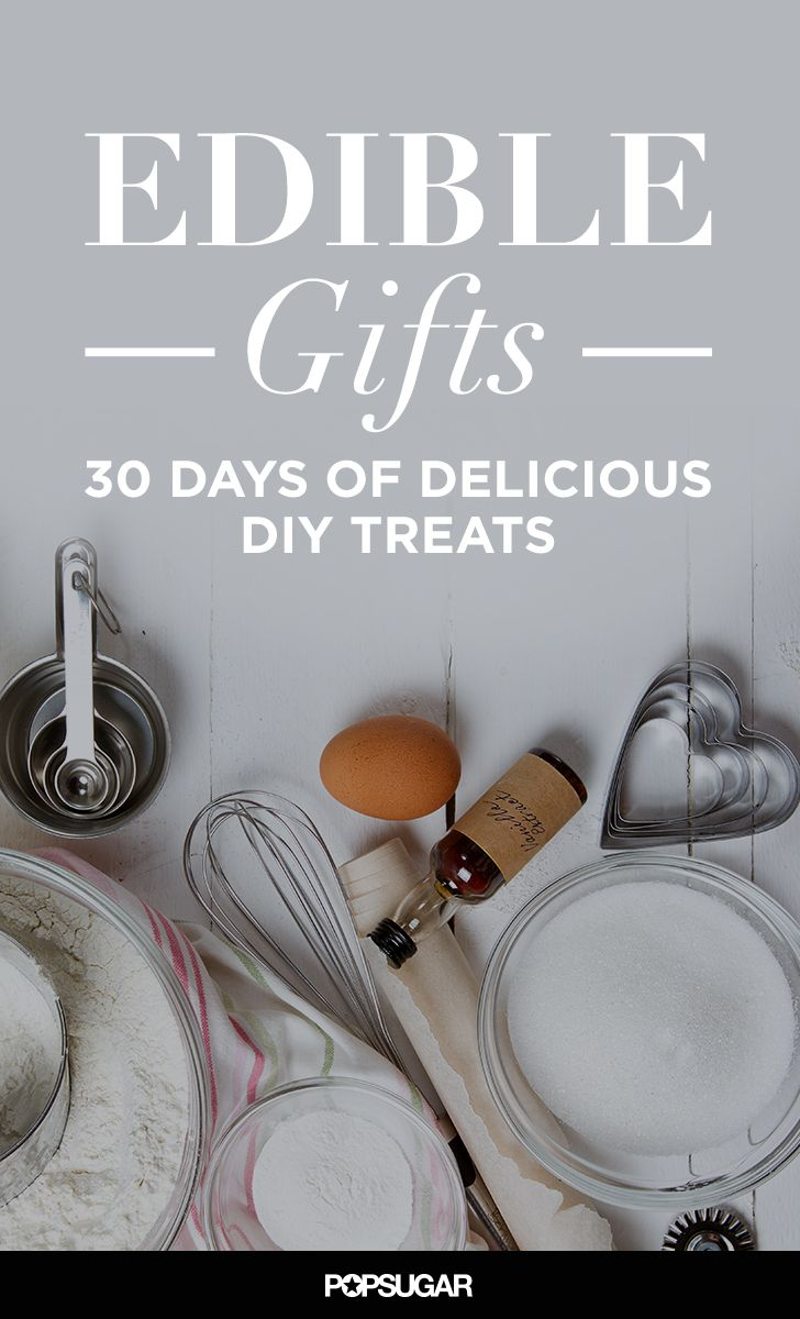 30 delicious edible gifts for you to make and bake this holiday season