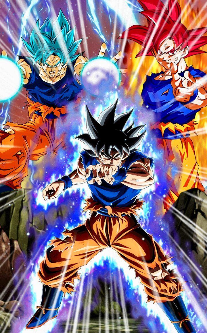 Son Goku Ultra Instinct Sign Dragon Ball Super Artwork Anime Dragon Ball Super Anime Dragon Ball Goku