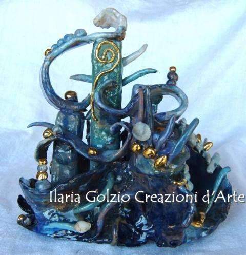Espositrice: Ilaria Golzio, ceramica https://www.facebook.com/photo.php?fbid=663239587153543&set=gm.1432142737101183&type=1&theater