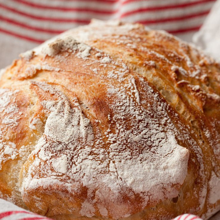 bread for tomorrow - the no-knead loaf | Dutch oven bread ...