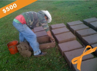 This Christmas we are helping to build homes for families in Honduras. You can help by supplying some of the valuable bricks needed! Read more about the project here: http://gvnfoundation.org/give/gifts/hondurasbricks/#