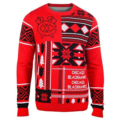 Chicago Blackhawks Ugly Sweaters