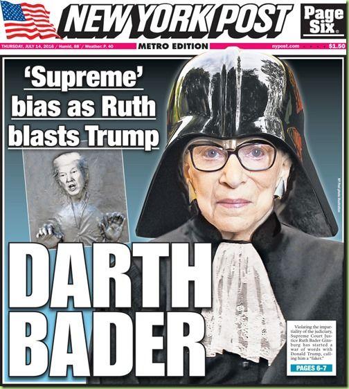 darth bader