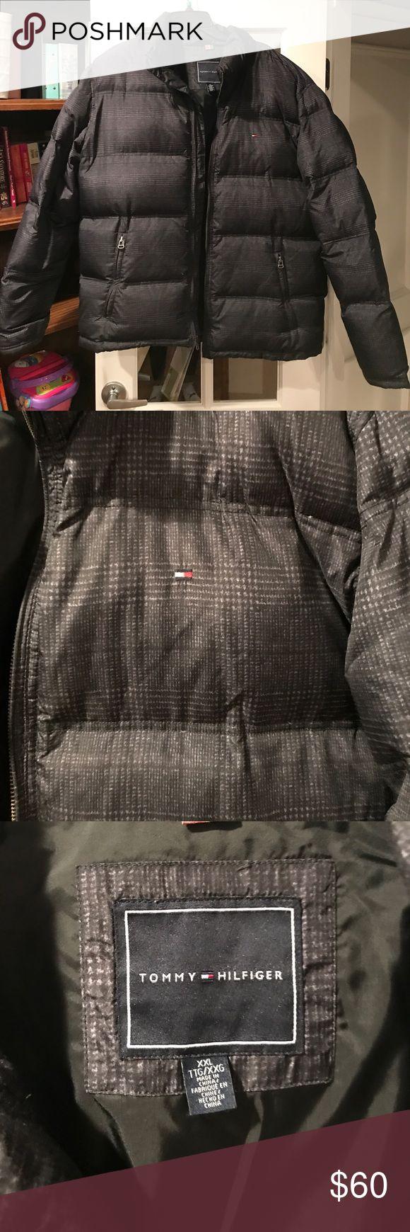 Tommy Hilfiger Men Puffer Jacket Like new, great quality warm puffer jacket Tommy Hilfiger Jackets & Coats Puffers