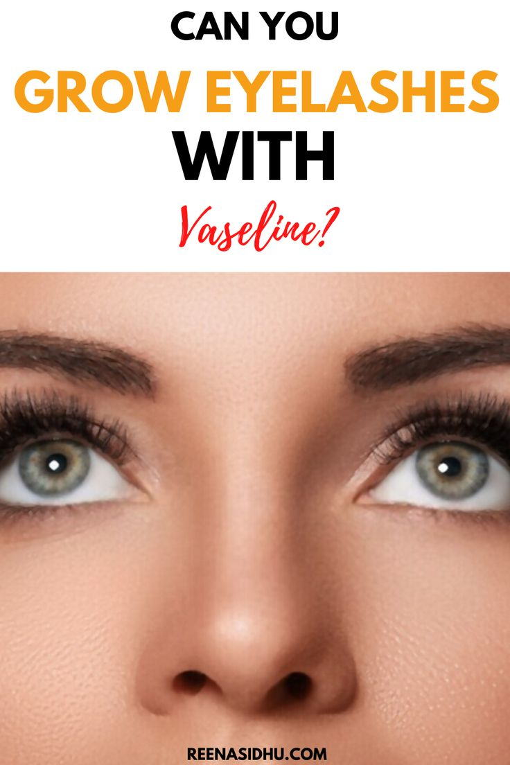 Can you grow eyelashes with vaseline in 2020 how to