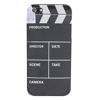 Carcasa fabricada de plástico rígido, que ofrece protección a tu Iphone 5.Protección trasera y lateral, dejando libre acceso a todos los botones.
