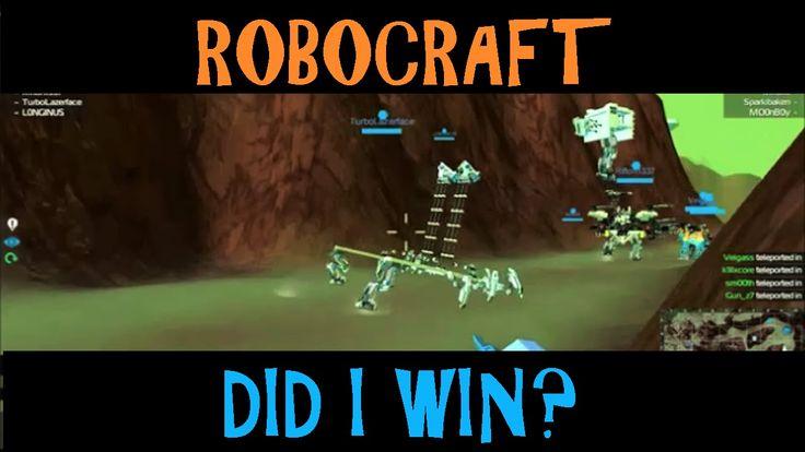 Robocraft Did I Win?