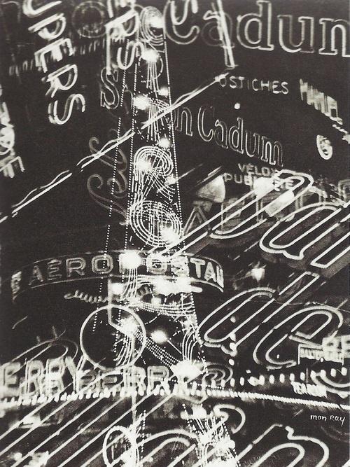 Man Ray- La Ville, Paris,1931