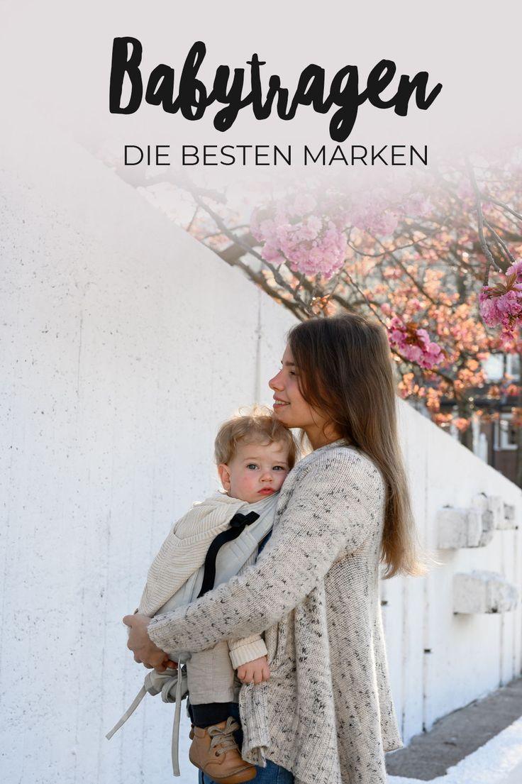 Die besten Babytragen 2019 – Eltern-Tipps: Familie, Erziehung, DIY, Reisen mit Kind | Muttis Nähkästchen