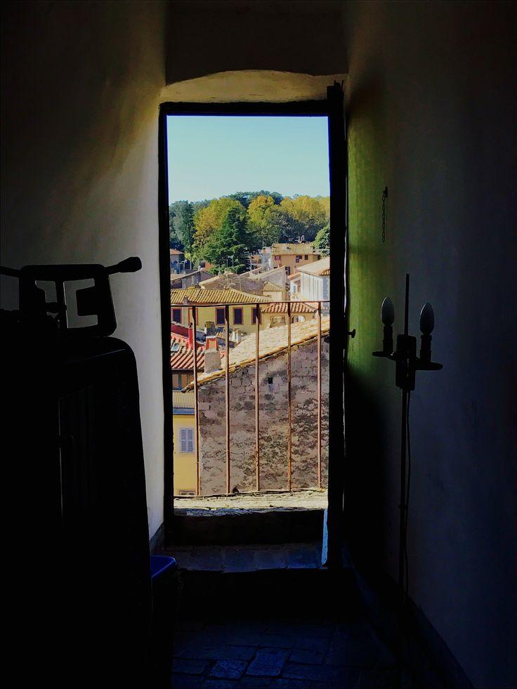 Visitando il castello dei Prefetti di Vico! •B&B La Finestra sul Lago•
