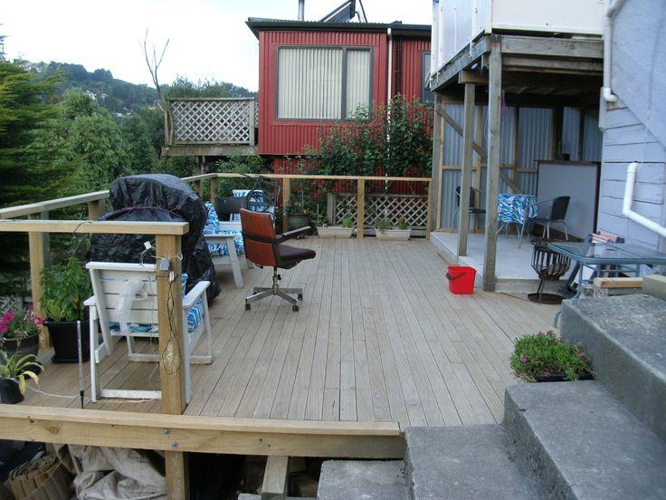 Deck http://www.wackywoodworks.co.nz/backdeck.php