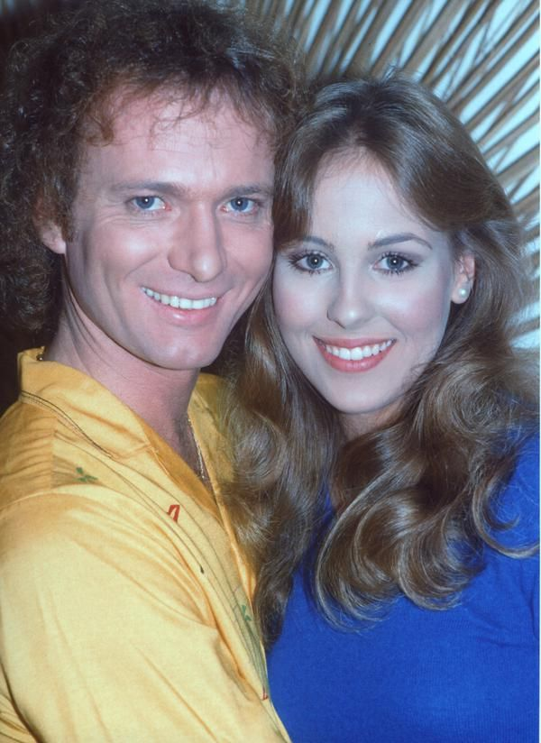Anthony Geary & Genie Francis                                                                                                                                                      More