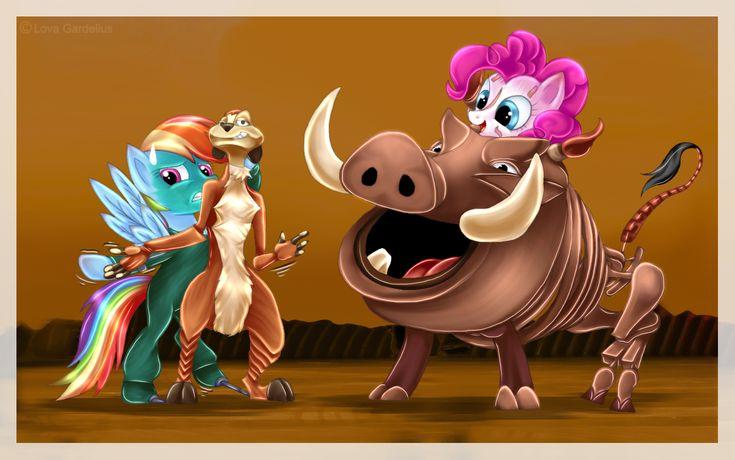 #681258 - artist:gardelius, bipedal, crossover, pinkie pie ...