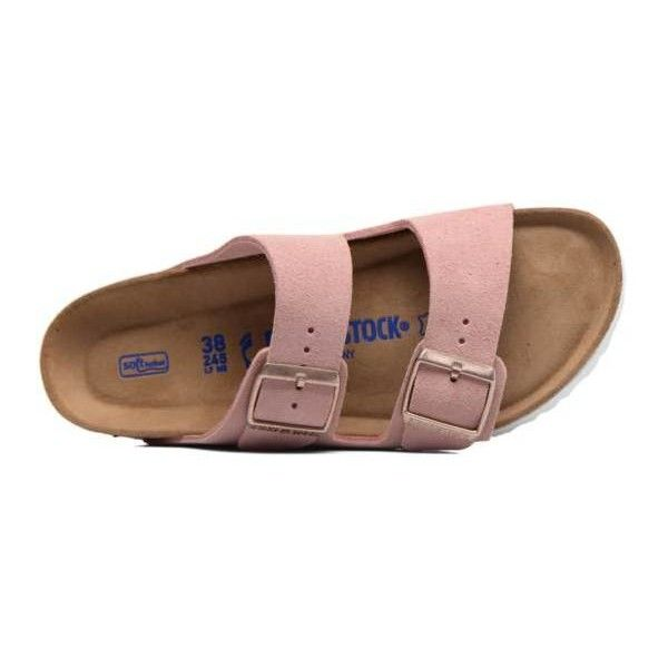 Birkenstock Arizona W ($110) ❤ liked on Polyvore featuring shoes