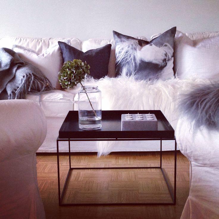 Høst,livingroom