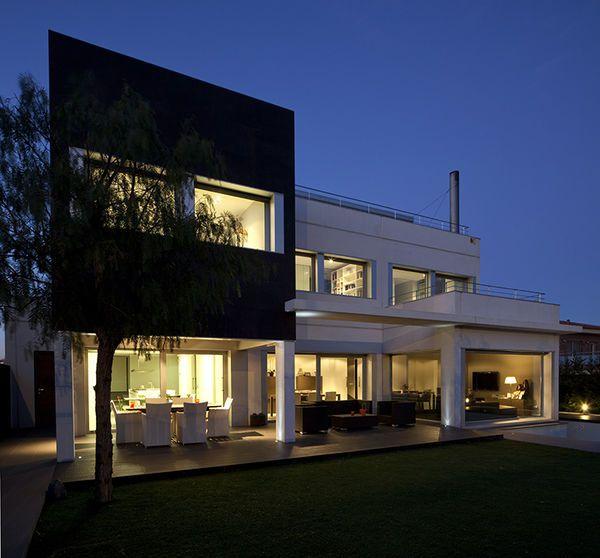 89 melhores imagens de casas prefabricadas no pinterest for Casas modernas acogedoras