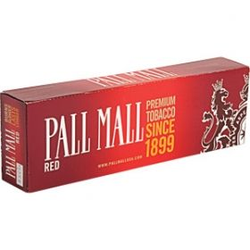 Pall mall red 100 coupons