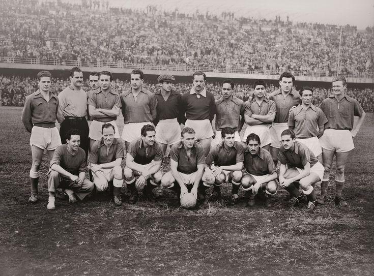Equipo de fútbol Los Millonarios, 1950