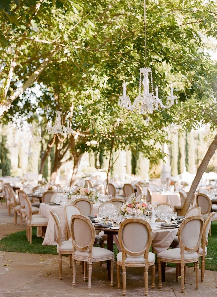 wedding reception idea; photo: Sylvie Gil.