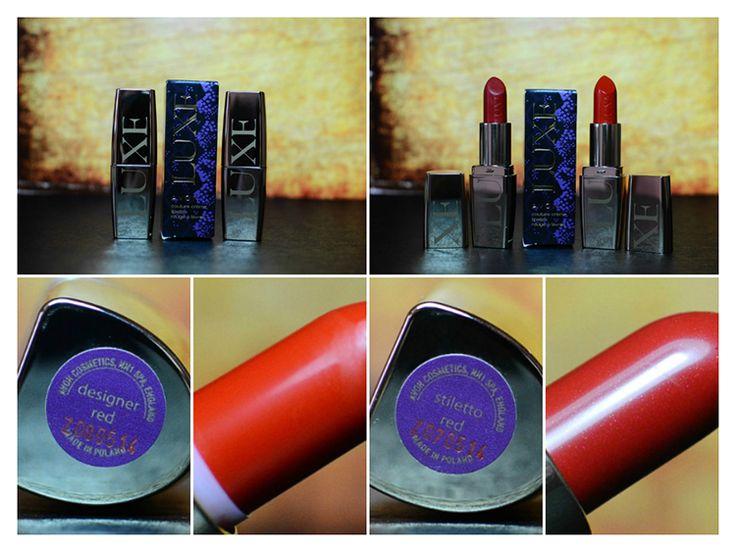 Avon Luxe Lipsticks