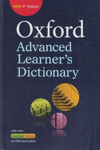 Oxford Advanced Learner's Dictionary  Description: The Oxford Advanced Learner's Dictionary or OALD is recommended by teachers and students because it defines words in language students understand gives useful example sentences and includes the tools learners need to succeed in English. It has over 100 million users worldwide and is the world's best-selling advanced learner's dictionary. The new 9th edition with Oxford iSpeaker and Oxford iWriter make OALD the ultimate speaking and writing…
