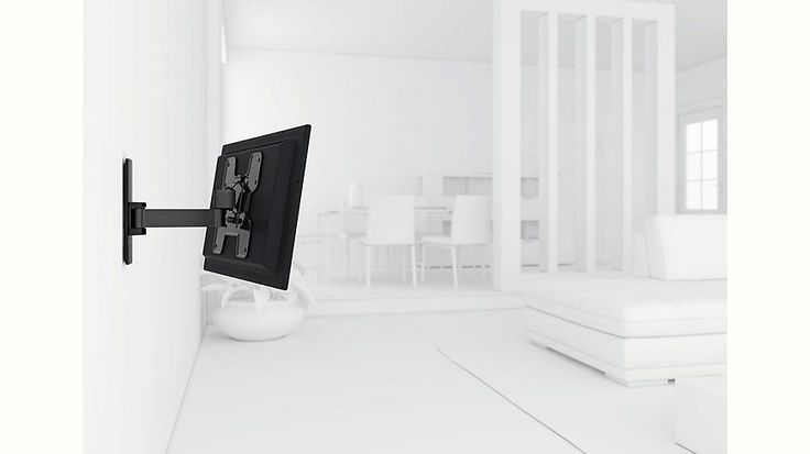 vogel´s® TV-Wandhalterung »WALL 2125« schwenkbar, für 48-94 cm (19-37 Zoll) Fernseher, VESA 200x200 Jetzt bestellen unter: https://moebel.ladendirekt.de/wohnzimmer/tv-hifi-moebel/tv-halterungen/?uid=7418d1d8-7ab6-5b86-aedb-af2bb9a35103&utm_source=pinterest&utm_medium=pin&utm_campaign=boards #tvhalterungen #wohnzimmer #tvhifimoebel