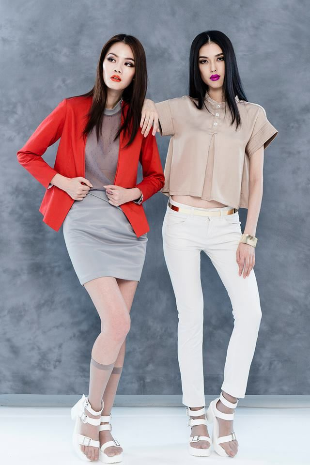 At new york fashion week austin wu s designs emerging designers