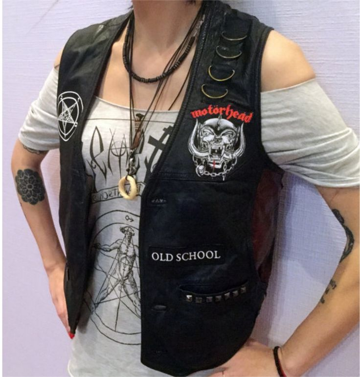 Image of Motorhead vest