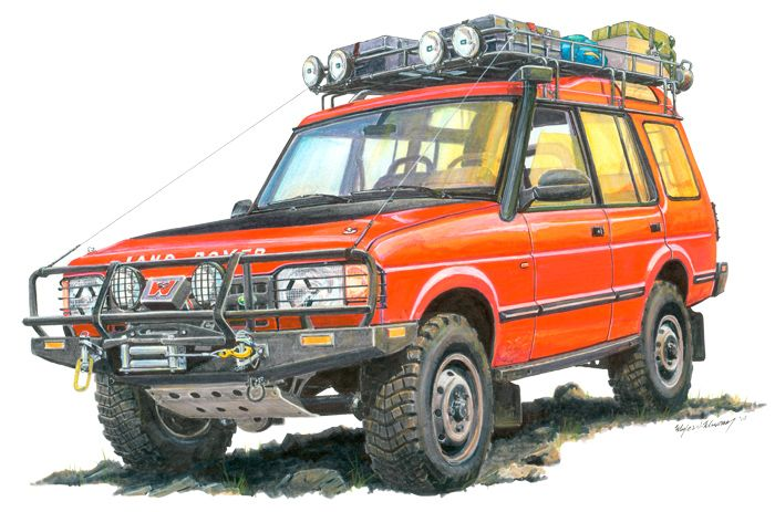 Discovery I Accessories, Mud Flaps, Roof Racks, Lamp Guard, Brush Guards, Lights, Winches, Bumpers, Floor Mats, Seat Covers, Skid Plates, Wheel Spacers - Rovers North - Classic Land Rover Parts