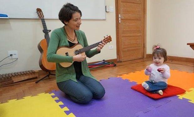 Os benefícios da música para crianças com Síndrome de Down