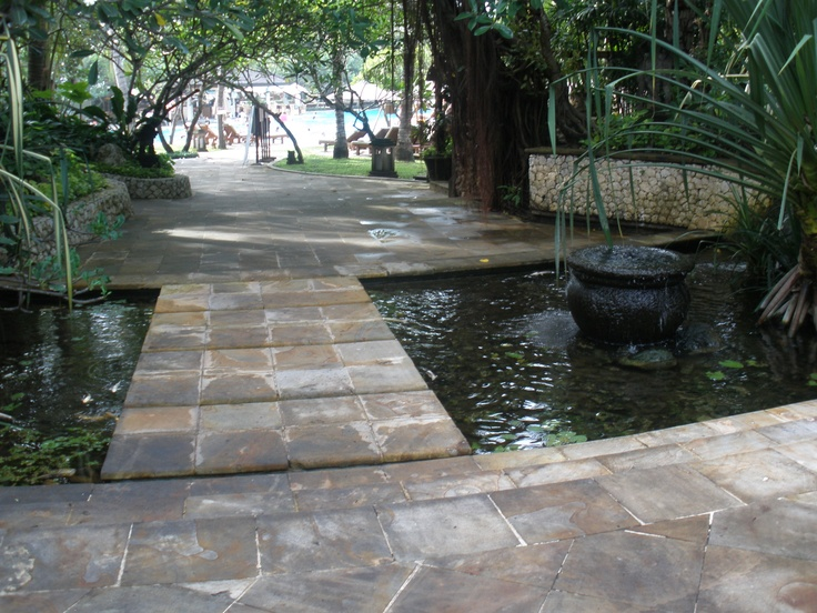 292 best images about ideas for my bali inspired house and for Koi pool villa
