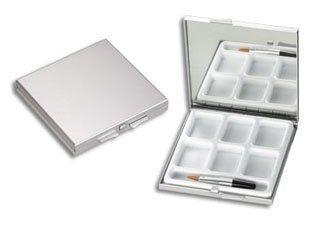 Japonesque Silver Lipstick Palette Kit 1 piece