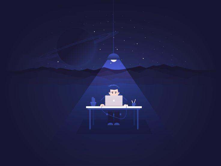 Unique Vector Illustrations by Marko Stupić