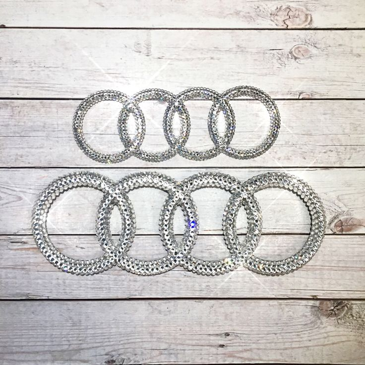 Bling car emblem- sparkly auto emblems- bling auto parts- bling car logos- bling audi logo- bling car accessories- custom car accessories- by DAMFancyCreations on Etsy https://www.etsy.com/listing/522716085/bling-car-emblem-sparkly-auto-emblems